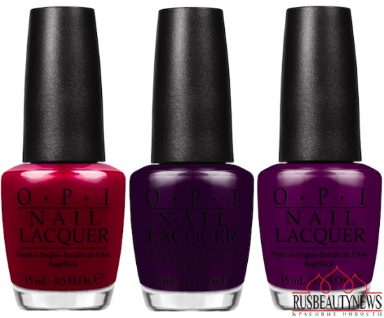 OPI Nordic Collection for Fall 2014 color2