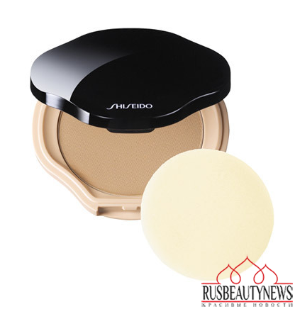 Shiseido Fall Winter 2014 Makeup Collection foundation