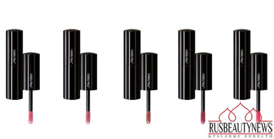 Shiseido Fall Winter 2014 Makeup Collection lipp