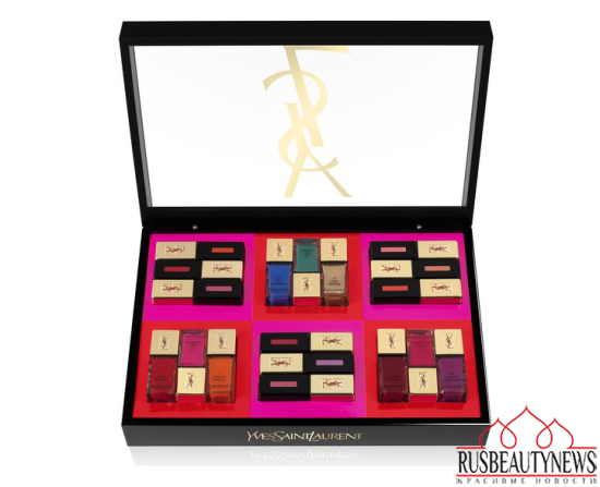 YSL La Vernithèque Collection for Fall 2014