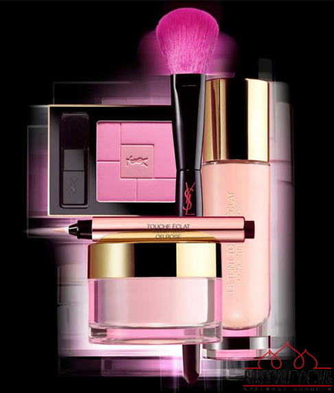 YSL Rose Glow Summer 2014 Collection