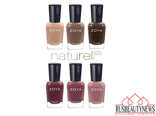 Zoya Naturel Deux Fall 2014 Collection look3