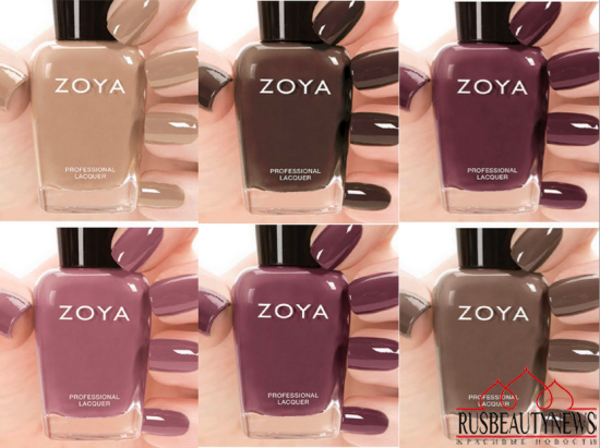 Zoya Naturel Deux Fall 2014 Collection look4