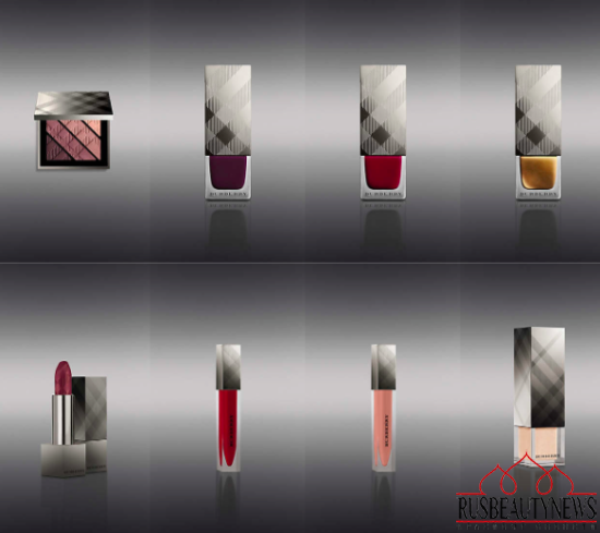 Burberry Bloomsbury Girls Makeup Collection for Fall 2014 look4