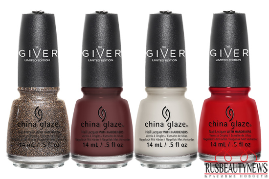 China Glaze The Giver Collection 1