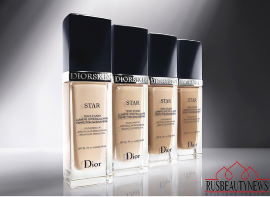 Diorskin Star Foundation & Concealer look