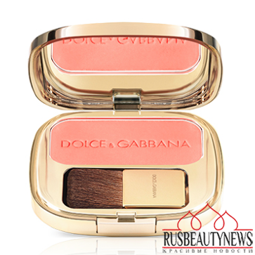 Dolce & Gabbana The Fall Runway 2014 Make-Up Collection blush