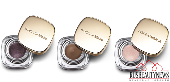 Dolce & Gabbana The Fall Runway 2014 Make-Up Collection eye