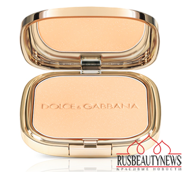 Dolce & Gabbana The Fall Runway 2014 Make-Up Collection illuminator