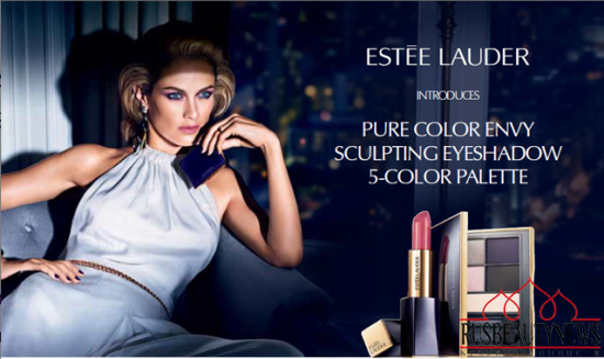 Estee Lauder Fall 2014 Makeup Collection look2