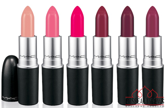 MAC Romance Novel Fall 2014 Collection lipp