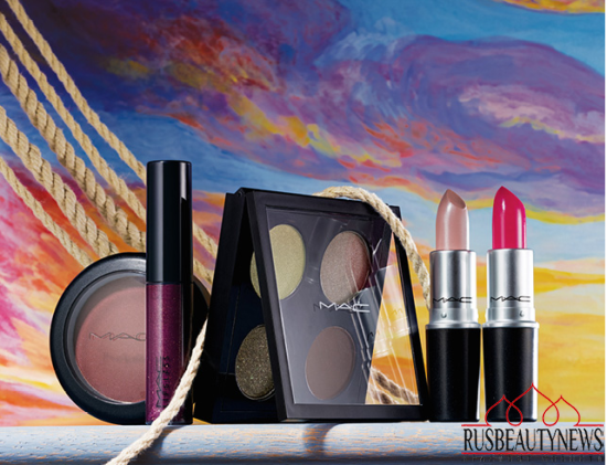 MAC Romance Novel Fall 2014 Collection look3
