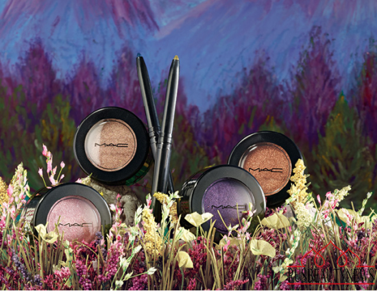 MAC Romance Novel Fall 2014 Collection look4