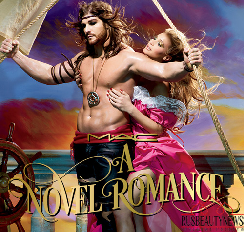 MAC Romance Novel Fall 2014 Collection