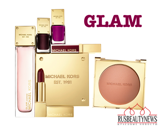 MICHAEL KORS Beauty glam