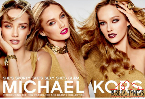 MICHAEL KORS Beauty look2