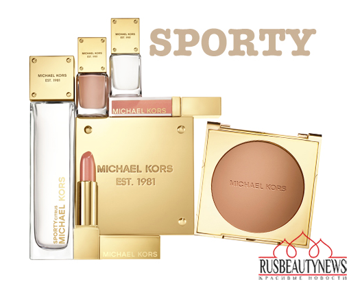 MICHAEL KORS Beauty sporty