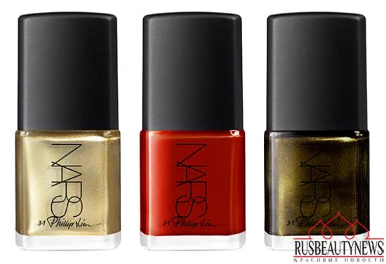 NARS Phillip Lim Fall 2014 Collection nail1