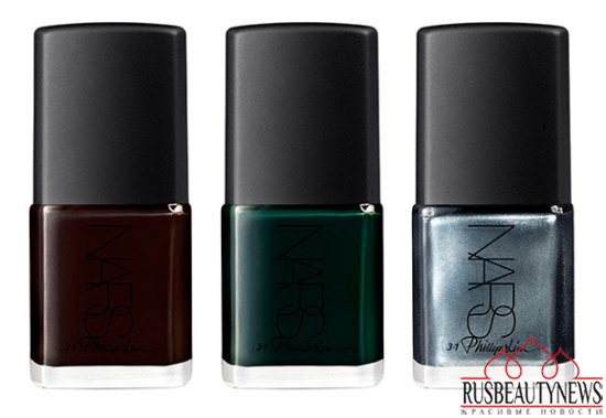 NARS Phillip Lim Fall 2014 Collection nail2