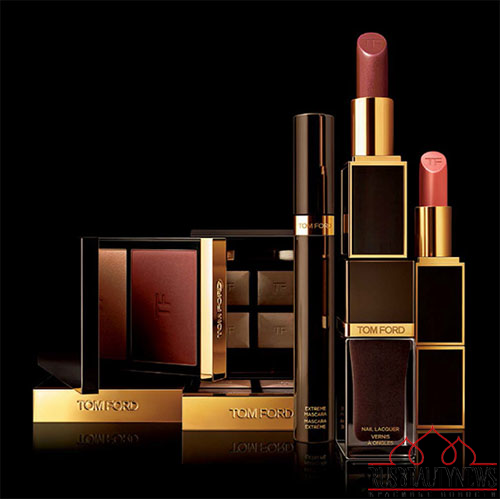 TOM FORD BEAUTY FALL 2014 COLOR COLLECTION look3