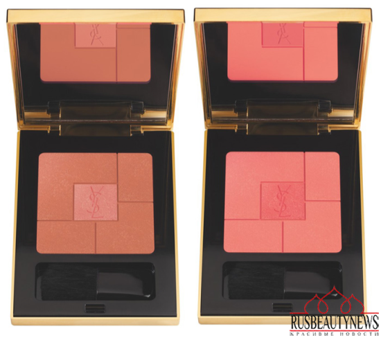 Yves Saint Laurent Blush Volupte 1