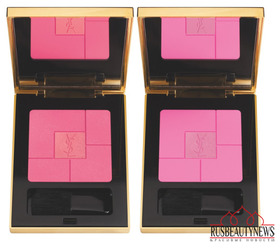 Yves Saint Laurent Blush Volupte 3
