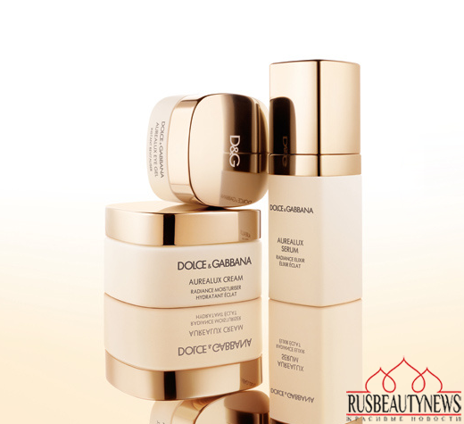 skin care from Dolce & Gabbana look2