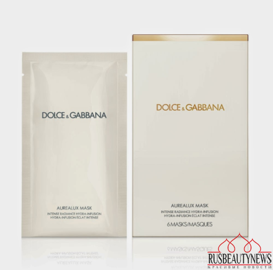 skin care from Dolce & Gabbana look4