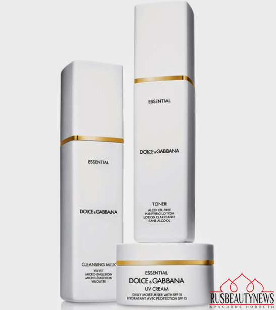 skin care from Dolce & Gabbana look6