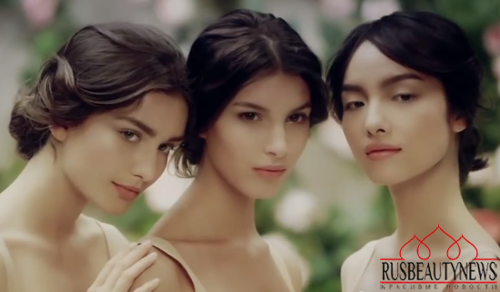 skin care from Dolce & Gabbana look7