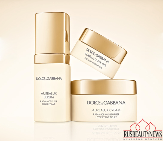 skin care from Dolce & Gabbana