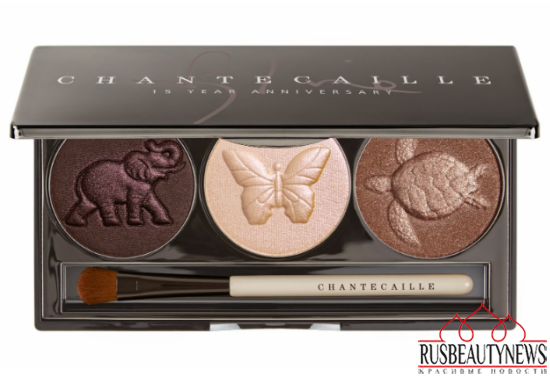 Chantecaille's 15th Year Anniversary Palette 3