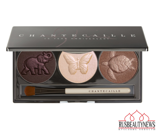 Chantecaille's 15th Year Anniversary palette