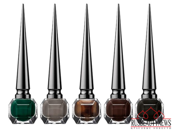 Christian Louboutin Nail Colour Collection Fall 2014 noir 2