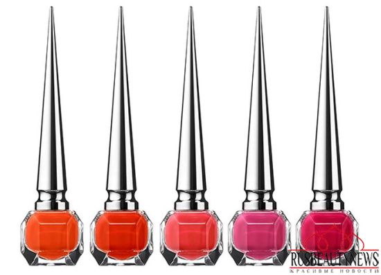 Christian Louboutin Nail Colour Collection Fall 2014 pop2