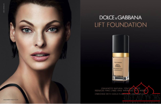 DOLCE&GABBANA The Lift Foundation look5
