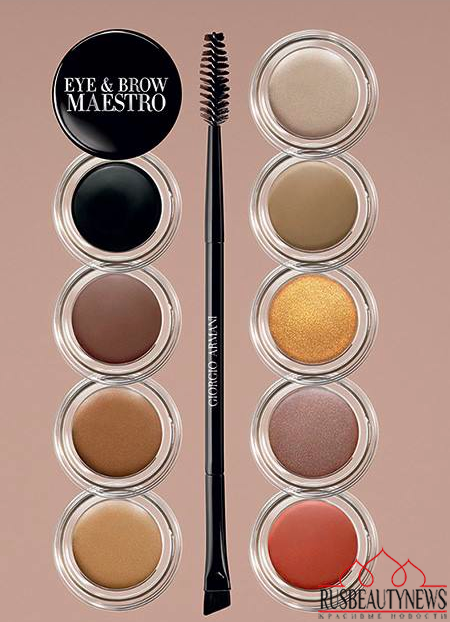 Giorgio Armani Eye & Brow Maestro look4
