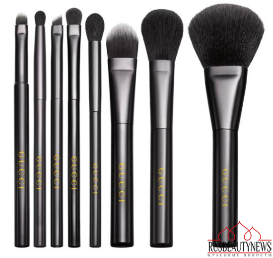 Gucci Beauty Fall 2014 Collection brush