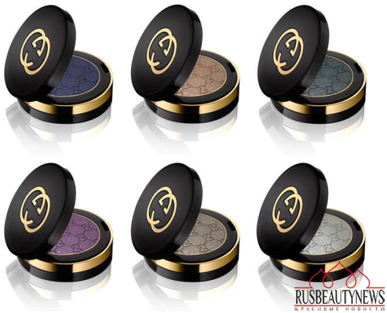 Gucci Beauty Fall 2014 Collection monoeye1