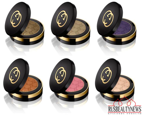 Gucci Beauty Fall 2014 Collection monoeye2