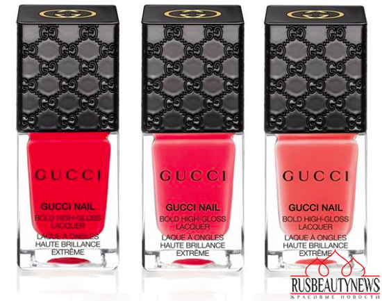 Gucci Beauty Fall 2014 Collection nail 1