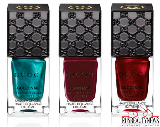 Gucci Beauty Fall 2014 Collection nail5
