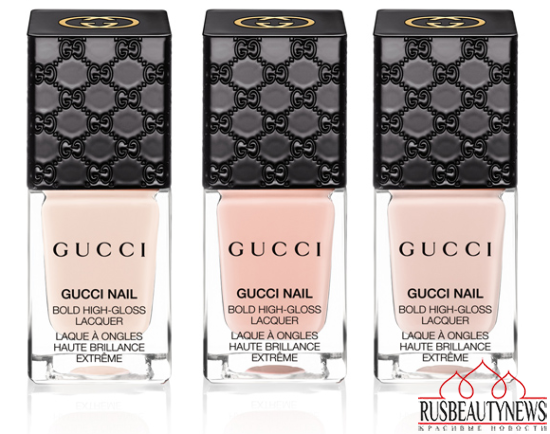 Gucci Beauty Fall 2014 Makeup Collection nail8