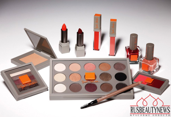 MAC Brooke Shields Fall 2014 Collection look4