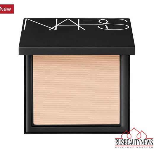 NARS All Day Luminous Powder Foundation look3