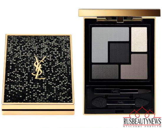 YSL Wildly Gold Holiday 2014 Collection eye3