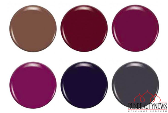 Zoya Entice & Ignite Collection Fall 2014 ent color