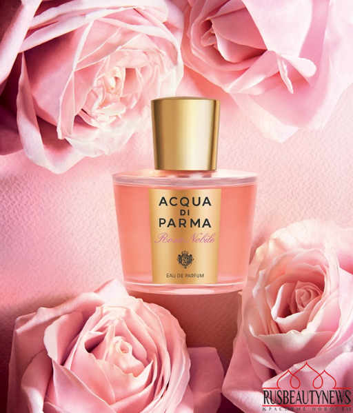 Acqua Di Parma Rosa Nobile look1