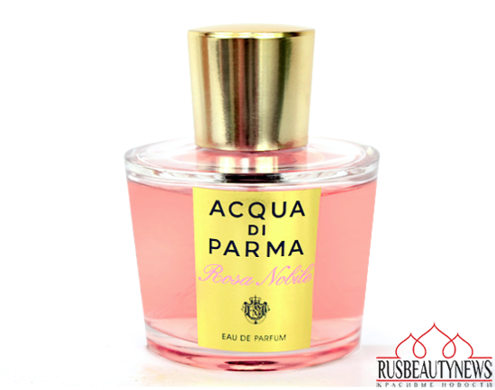 Acqua Di Parma Rosa Nobile look2