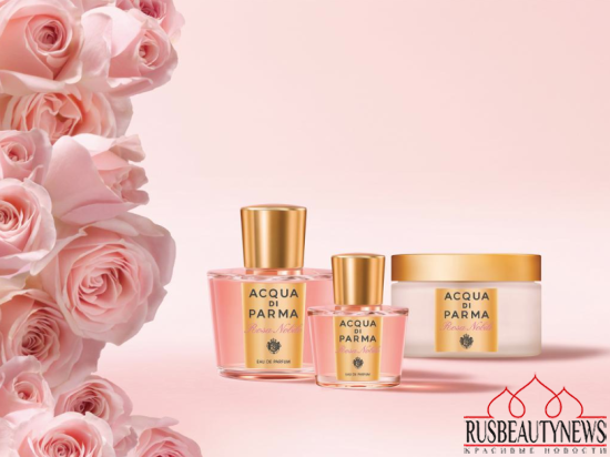 Acqua Di Parma Rosa Nobile look3